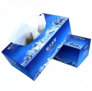 广告纸抽盒 定制